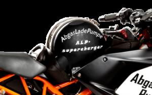 ALP-supercharger